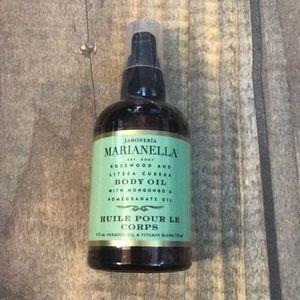 Marianella body oil